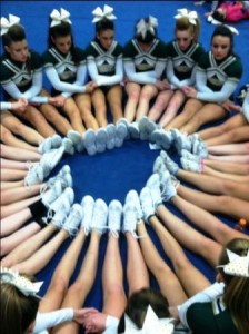 Cheerleading Success