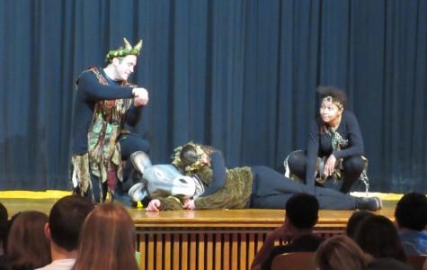 Shakespeare in Abington