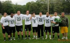 Green Wave Senior Lacrosse Day