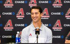 Abington's Mike Hazen Takes Over in Arizona