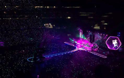 Coldplay Lights Up Gillette