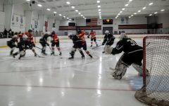 Green Wave Hockey Settles for a Tie