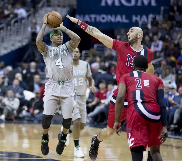 Celtics+at+Wizards+1%2F24%2F17