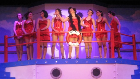 """Theater Review: """"Anything Goes"""" Makes Waves"""