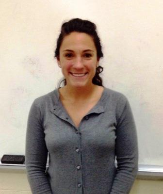 Miss Lauren Pietrasik returns to AHS as a math teacher.
