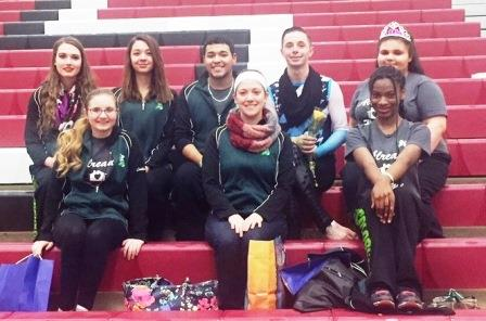 Winter Guard: Practice and Precision Pay Off