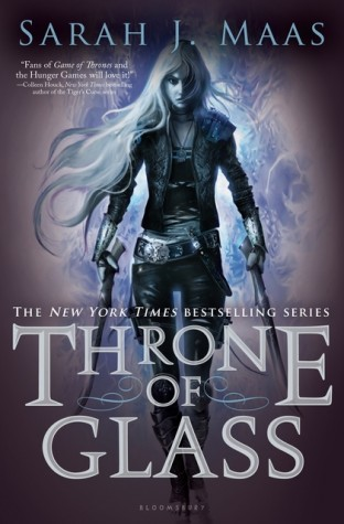 """""""Throne of Glass,"""" a Newer Young Adult Fantasy Series"""