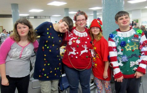 Ugly Sweater Day 2015