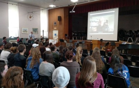 Skyping with Historian Kenneth C. Davis