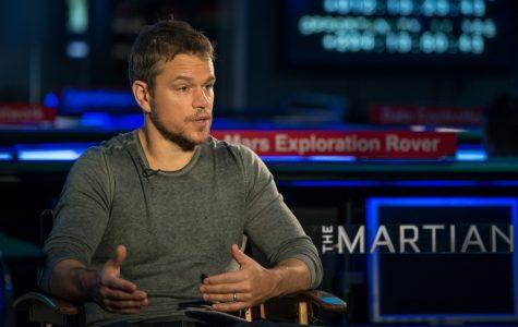 """The Martian"" is Suspenseful Science Fiction"