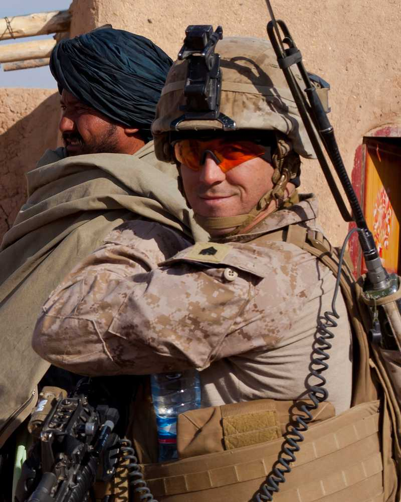 Sergeant Daniel Vasselian