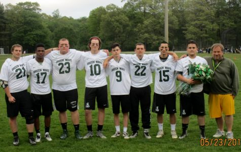 Green Wave Senior Lacrosse Day
