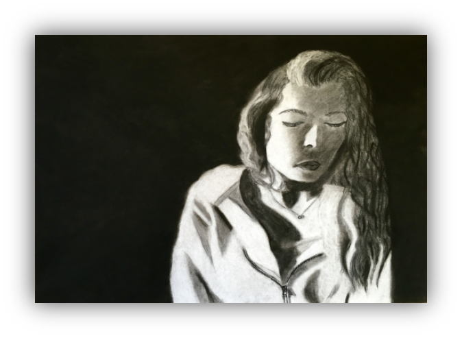 Original Artwork by Santina Vanasse '17