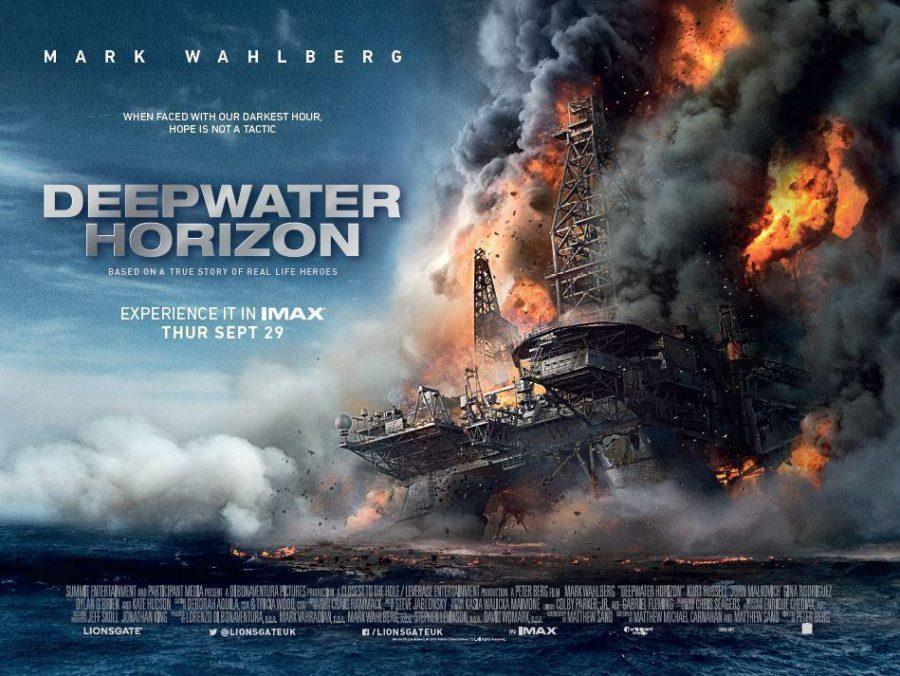 """On Board With """"Deepwater Horizon"""" – The Green Wave Gazette"""