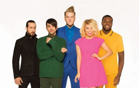 Pentatonix Delivers Exciting Performance