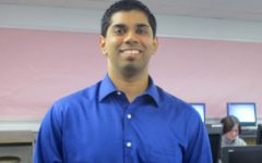 Teacher Spotlight: Mr. Jayakumar aka