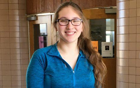 Senior Spotlight: Cassie Marando