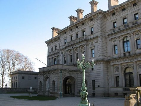 The Newport Mansions of the Gilded Age