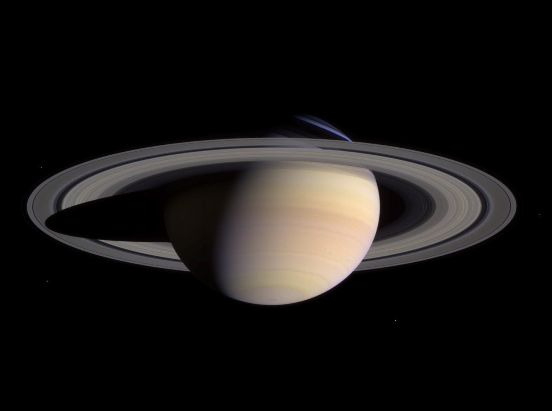 Saturn Cassini-Huygens Spacecraft (NASA) Public Domain