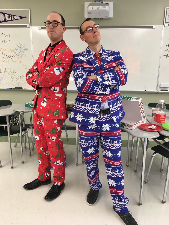 Mr. Cutter and Mr. Scott