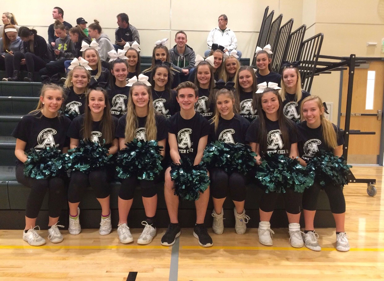 Abington Winter Cheer 2018