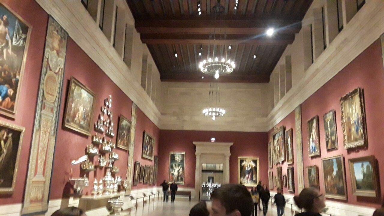 MFA Renaissance Room