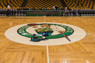 Home of the Parquet, The TD Garden in Boston, is where the Celtics and Bruins both play. Photo taken January of 2018.