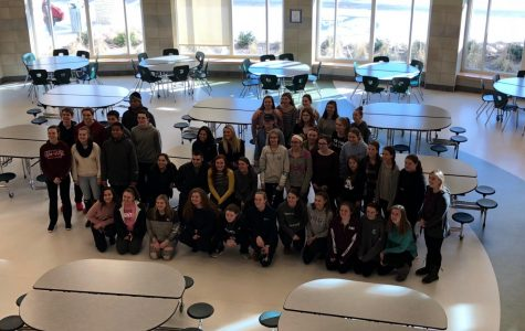 Club News: Peer Leaders Read for Our Vets