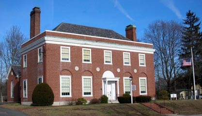 Dyer Memorial Library, Abington, MA