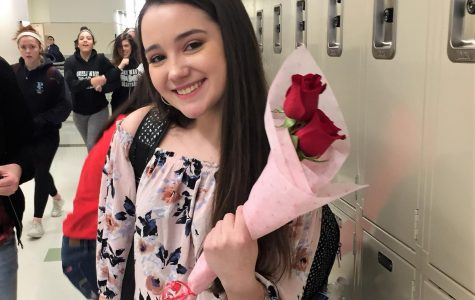 Abington High Celebrates Valentine's Day
