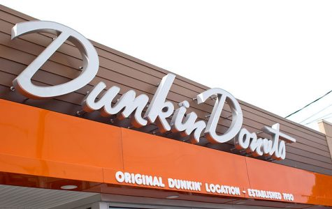 Dunkin' Donuts… Minus the Donuts