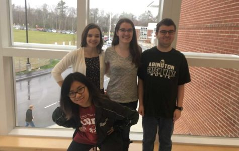 AHS Students Qualify for a National Merit Scholarship