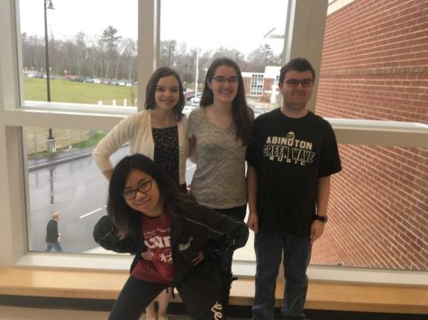 Abington Students Qualify for a National Merit Scholarship