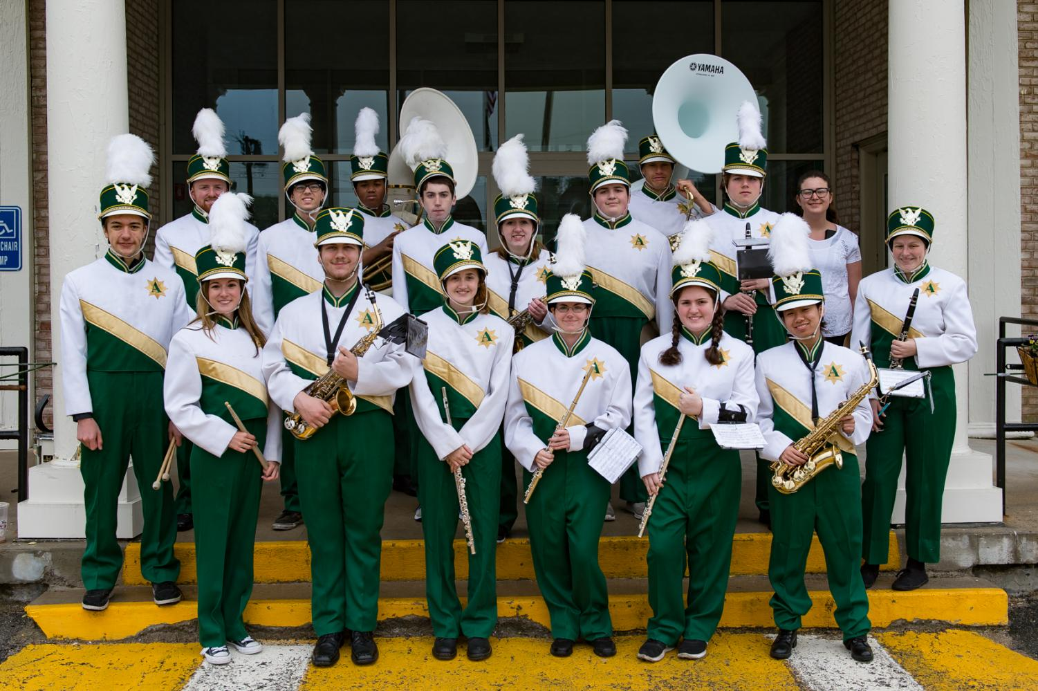 AHS Marching Band 2018