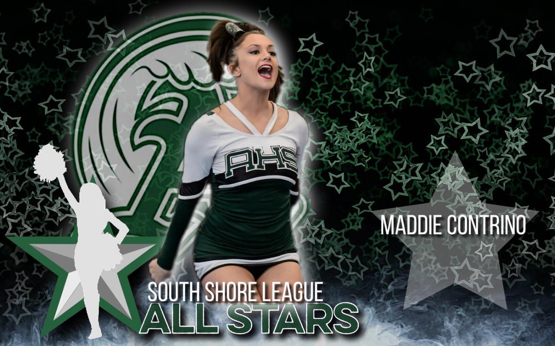 AHS+Cheer+All+Star%2C+Maddie+Contrino+%28%2719%29