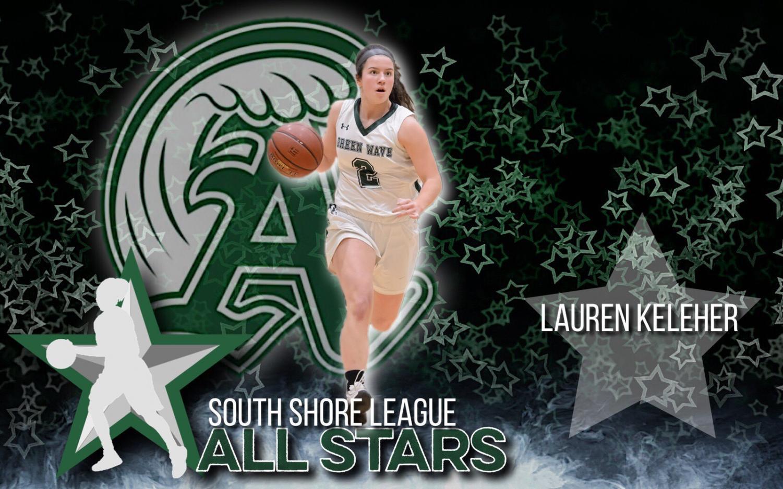 Girls+Basketball+All+Star%2C+Lauren+Keleher+%28%2720%29
