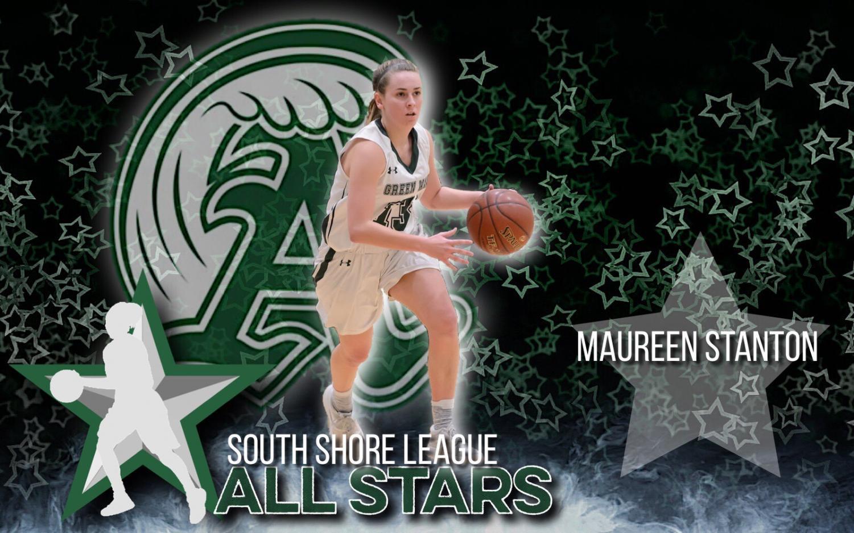 Girls+Basketball+All+Star%2C+Maureen+Stanton+%28%2719%29