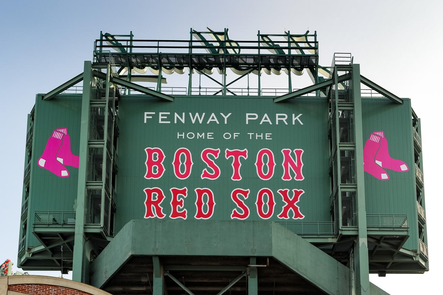 Fenway Park, Boston 2018