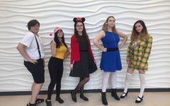 Monday Blues Turns Into Character Day!