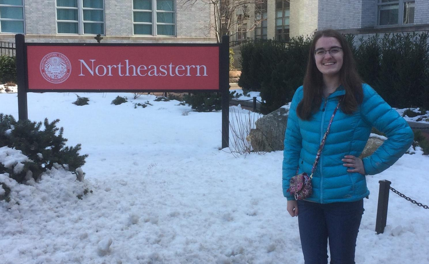 Senior Allison MacLeod, who is the editor-in-chief for Abington's school newspaper, visited Northeastern University on her first college tour in January 2018. She has visited seven colleges so far and has collected her tips for successful visits.