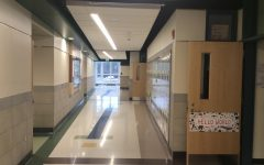 The hallways were quiet on Tuesday, Feb. 5, as 40% of the AHS student population was in Boston at the Patriots Parade.