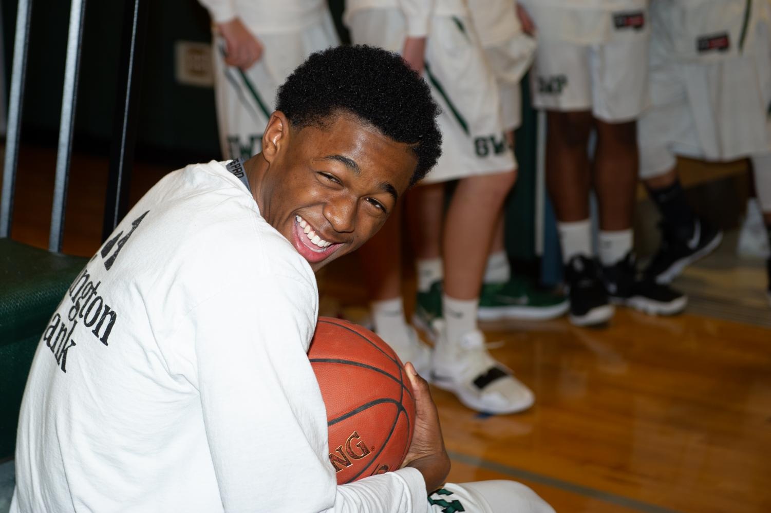 On Wednesday, February 20, 2019, senior Bryson Andrews set a new point record at Abington High School in Boys Basketball
