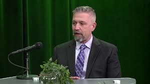 Mr. Peter Schafer is the first guest on the Green Wave Gazette's Weekly Wave in the first season in 2018-2019.