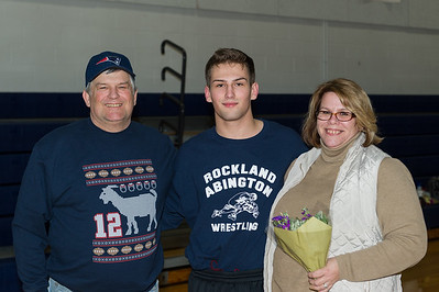 Two Seniors Bid Farewell to Wrestling