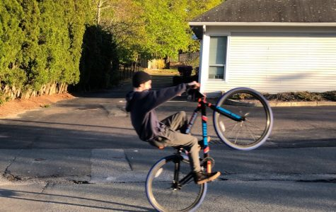 Wheelies Are Wheelie Fun