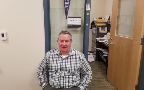 Returning to His Roots: Spotlight on Mr. Donohue