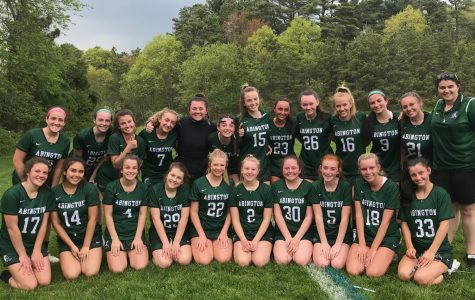 Spotlight on Girls Lacrosse Coach Ms. McManus