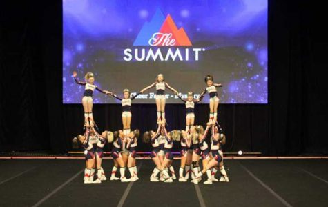 Cheerleading: More than Rooting on a Team