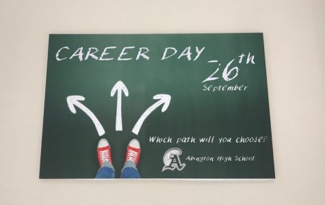 Career Day Is Coming!