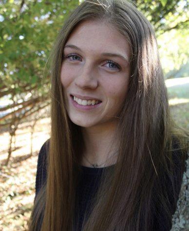Meagan McCadden, a senior at Abington High School, Class of 2020